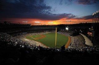 (Photograph: Courtesy Los Angeles Dodgers)