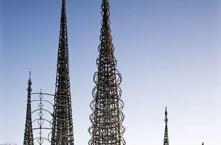 Watts Towers Day of the Drum and Simon Rodia Jazz Festival