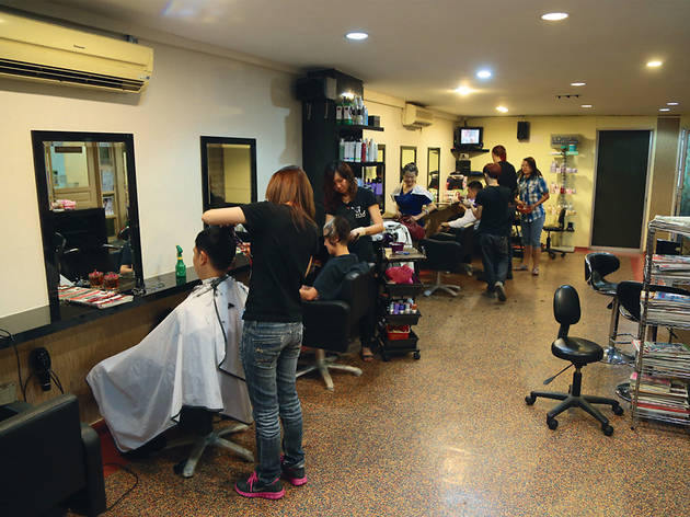 Ming Unisex Hair Salon