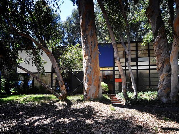 Eames House.