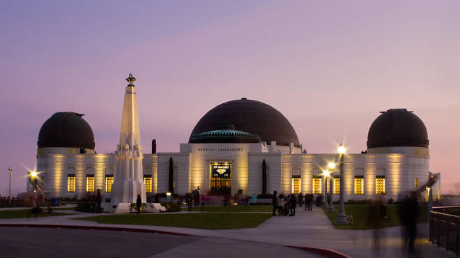 84 Los Angeles attractions for tourists...