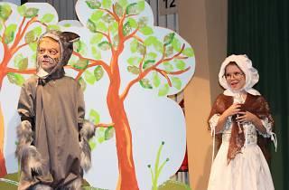 Wayang for Kids: Bunnies and Chocolates