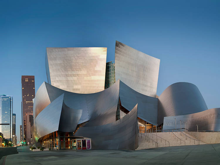 The 30 most beautiful buildings in Los Angeles