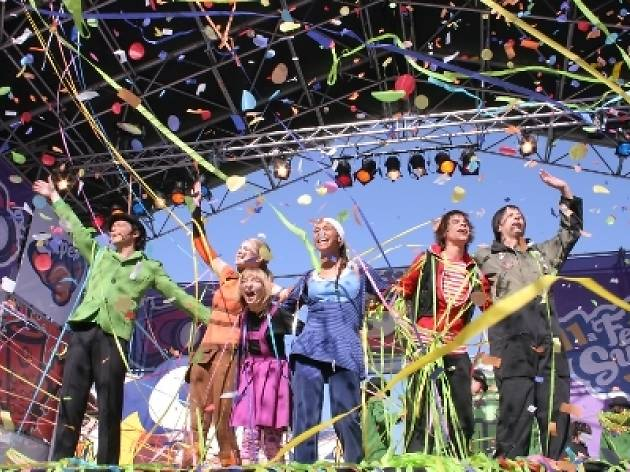 La Fiesta de los Súpers 2014