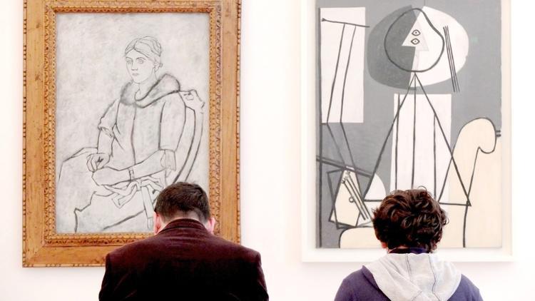 Réouverture du musée Picasso / Photo : © TB / Time Out