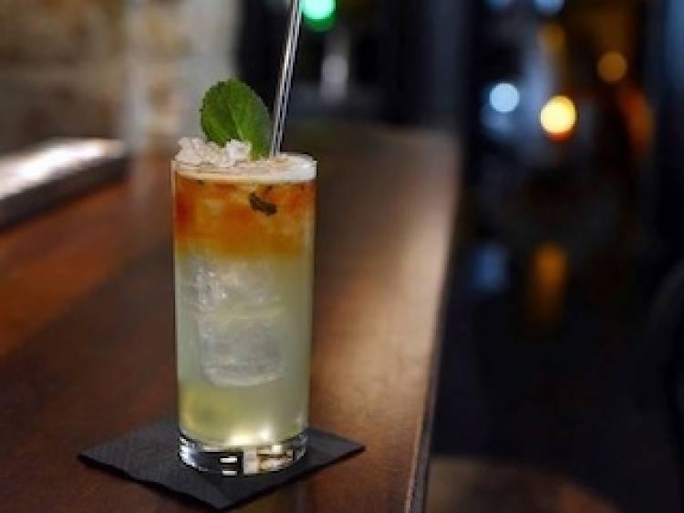 Meilleur bar à cocktails : Le Sherry Butt