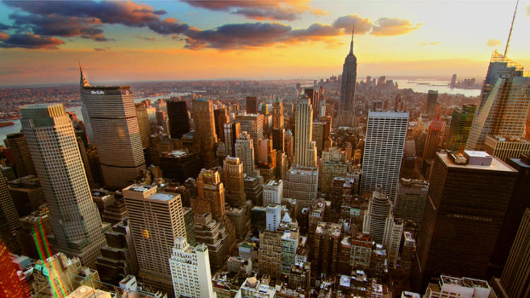 The 20 rules of living in New York