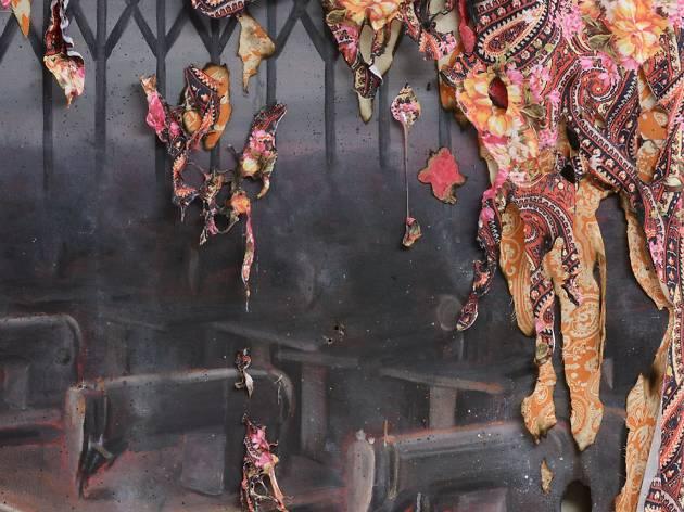 Alke Schmidt: Tangled Yarns