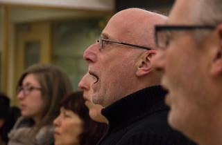 All Voices, the Hackney and Islington Community Choir