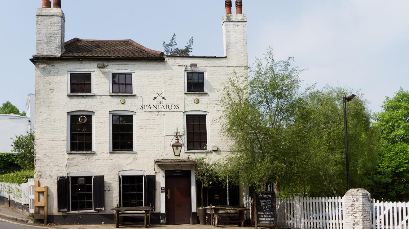 Spaniards Inn