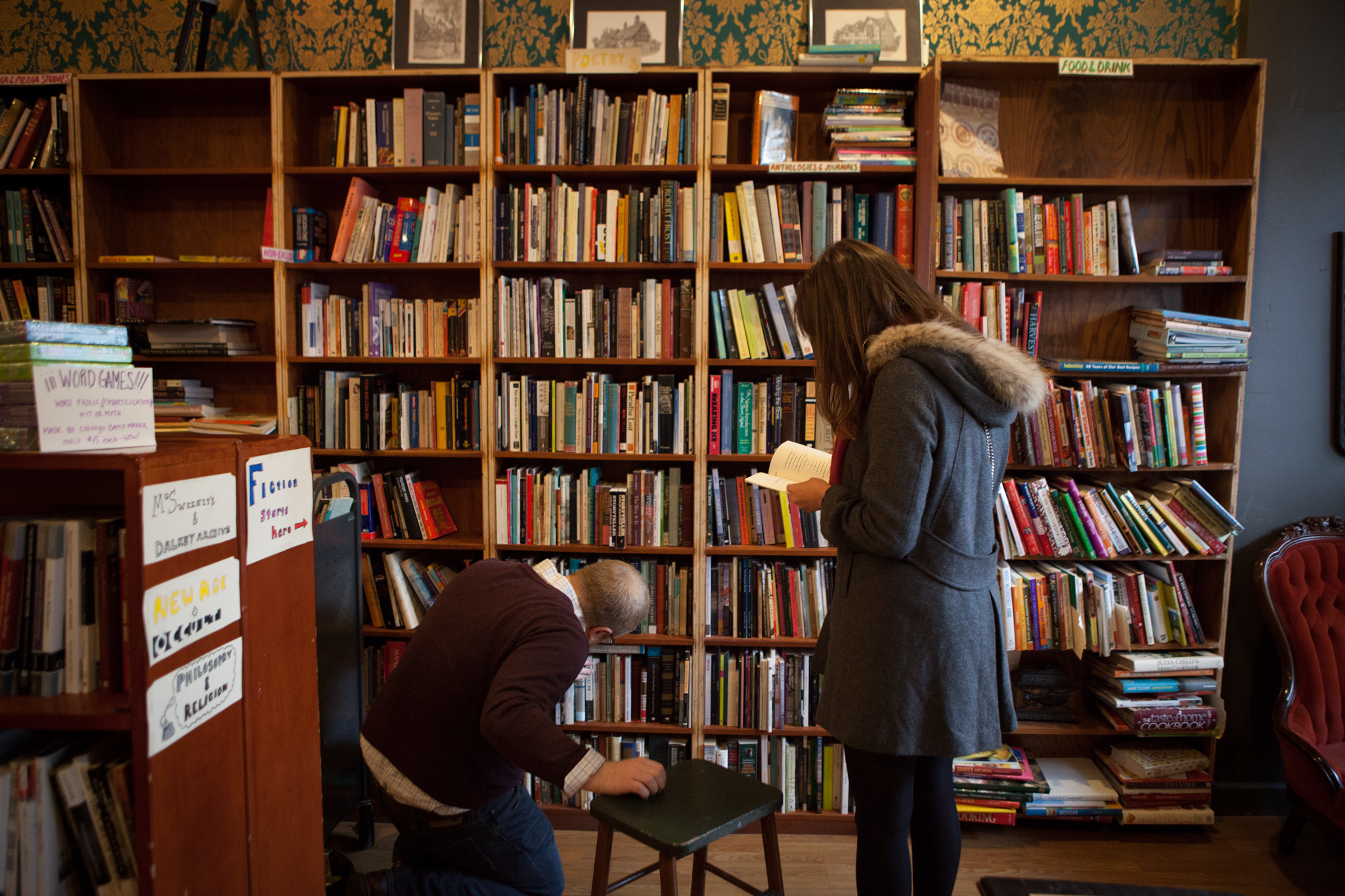 The best bookstores in Chicago