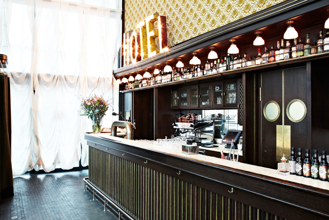 Hotel Rivington & Sons Zurich, restaurant, bar,