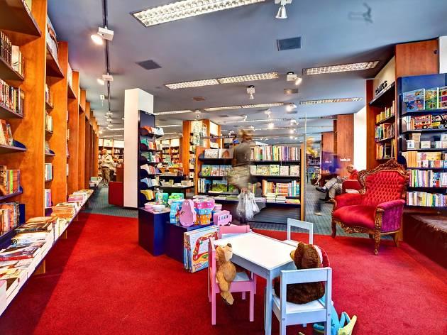 Orell Füssli – The Bookshop – moves house