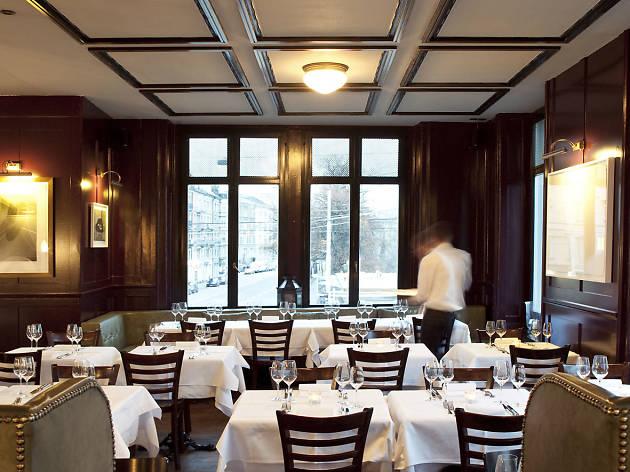 Helvetia hotel restaurant