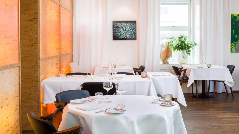 Mesa, restaurant, Zürich, chef Antonio Colaianni