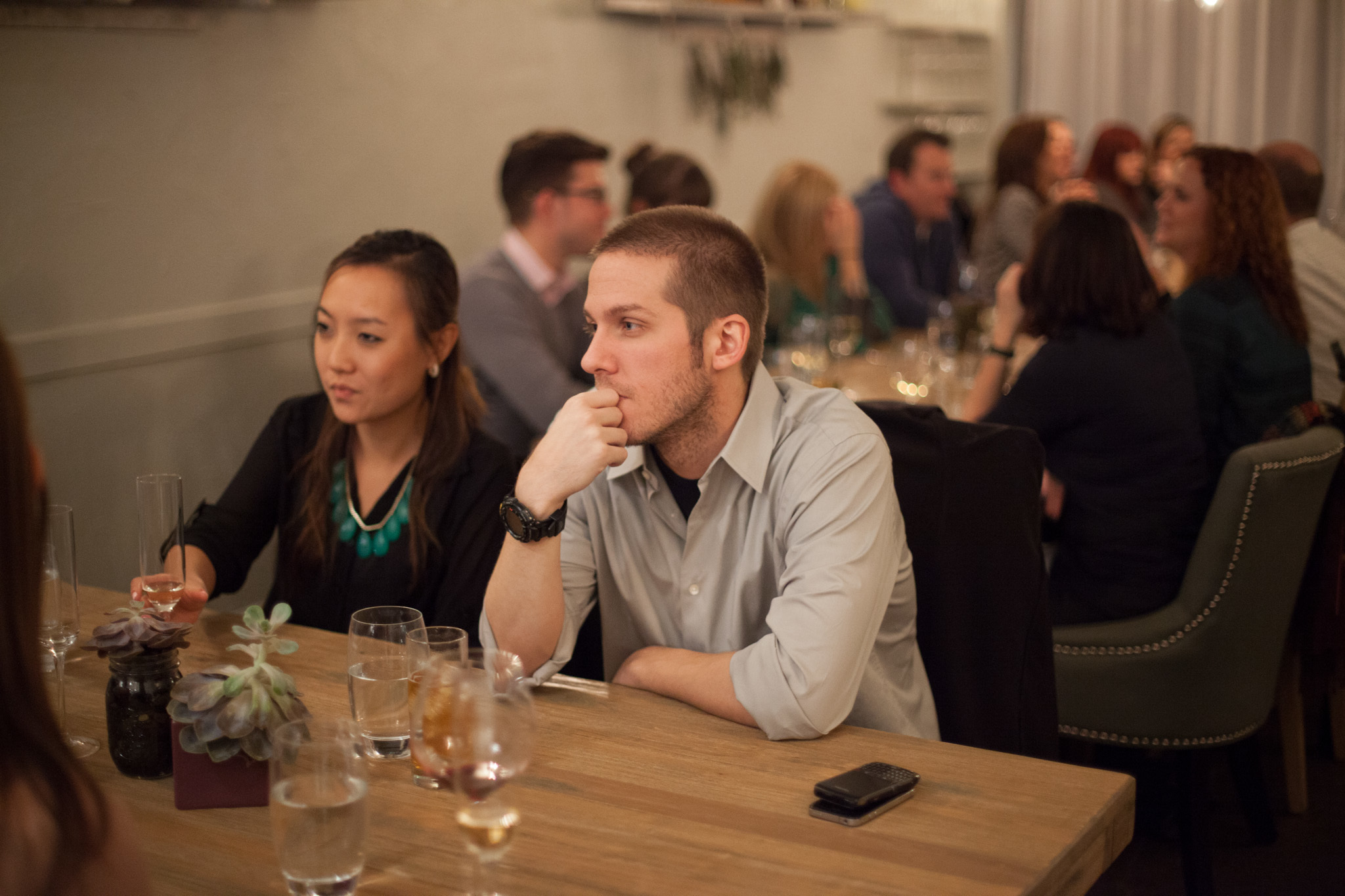 <p>Elizabeth is Iliana Regan's foraging-focused restaurant in Lincoln Square.</p>