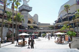 Hollywood & Highland.