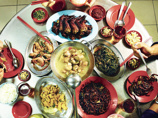 Best food streets in KL: Jalan Alor