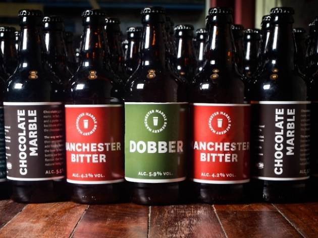 Manchester's best craft breweries