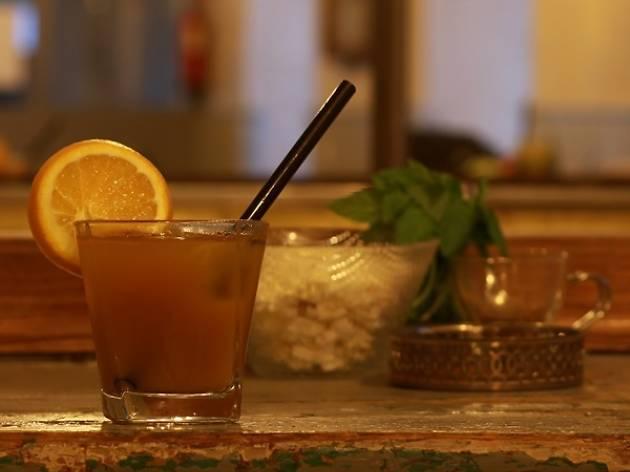Cóctel Martínez Bar