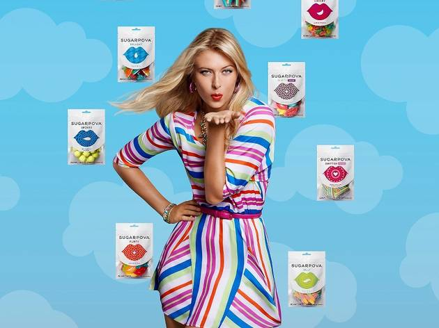 Sugarpova at Robinsons Heeren