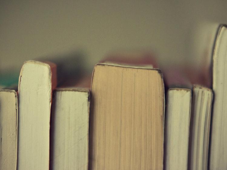 L'odeur des livres le dimanche