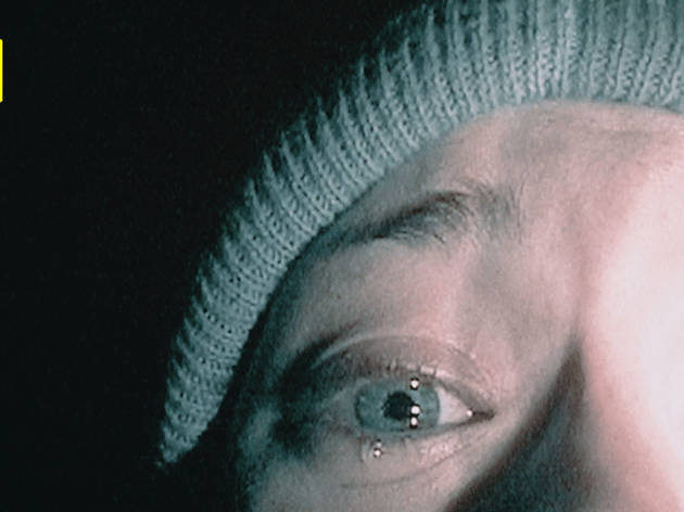 The Blair Witch Project, best horror films, Netflix