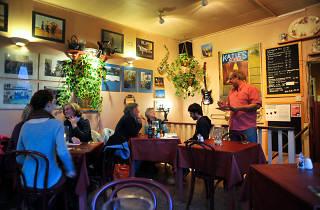 Katie's Diner, Restaurants, Burgers, Edinburgh
