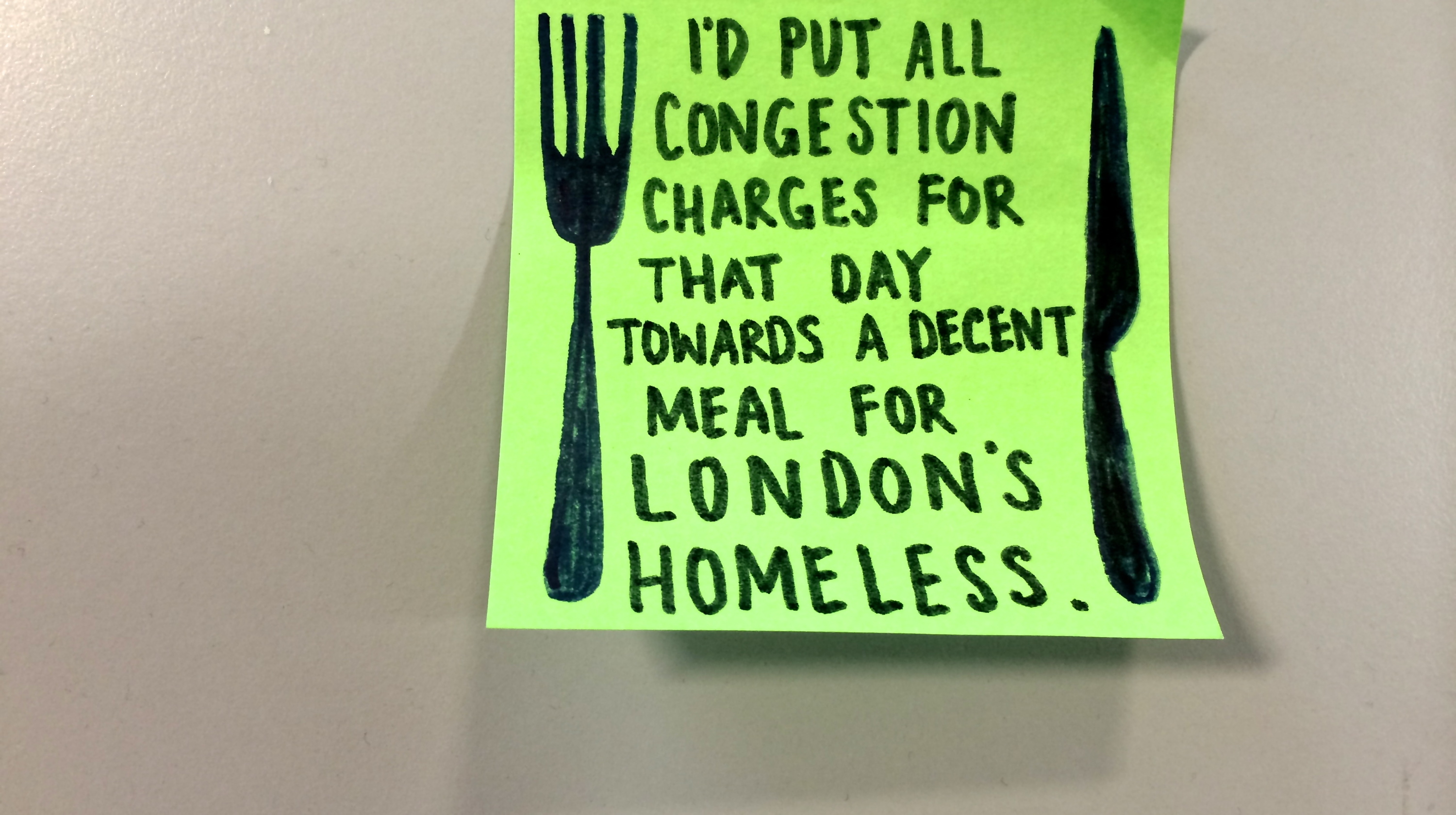 27 Londoners declare what they'd do if they were mayor for a day