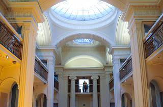 Talbot Rice Gallery, Art galleries, Edinburgh