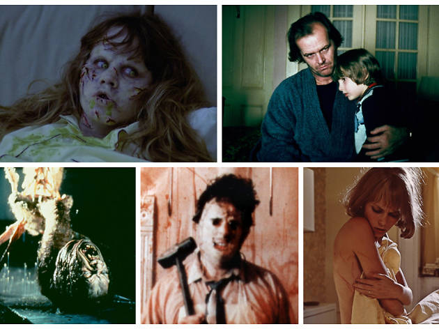 Top ten horror movies