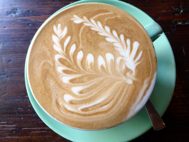 Le combo café au lait + pluie