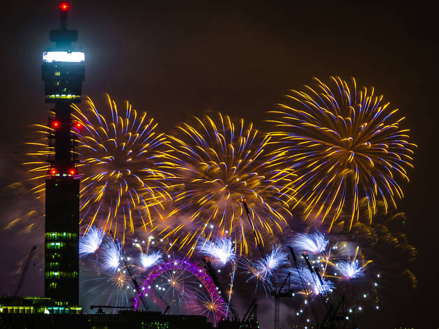 Things to do on New Year's Eve