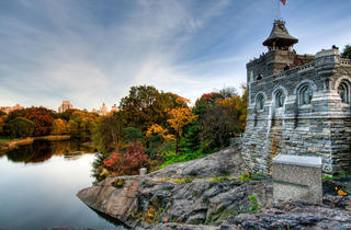 The Castle at Central Park, New York