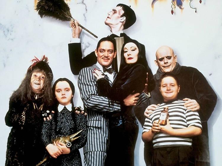 Los locos Addams 2 (1993)