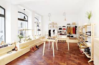 Soeder concept store Zürich
