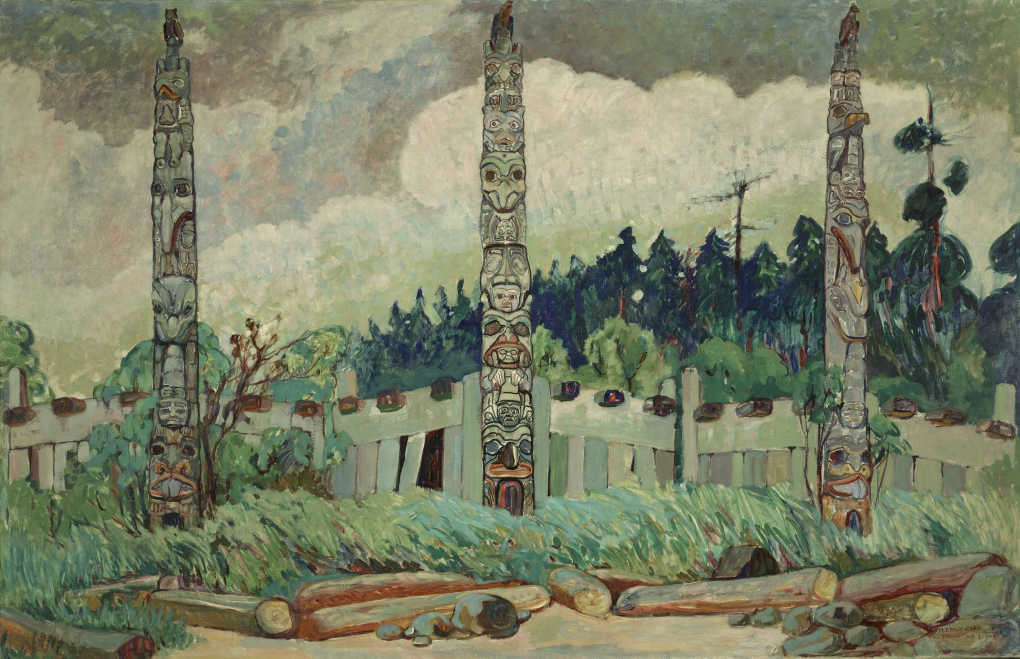 Emily Carr: From the Forest to the Sea
