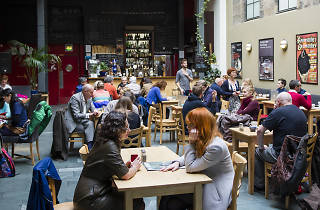 Saramago Café Bar