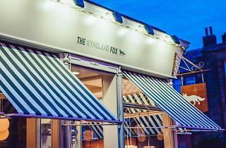 The Hyndland Fox, Brunches, Cafes, Glasgow