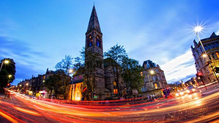 Oran Mor, Pubs, Nightlife, Glasgow