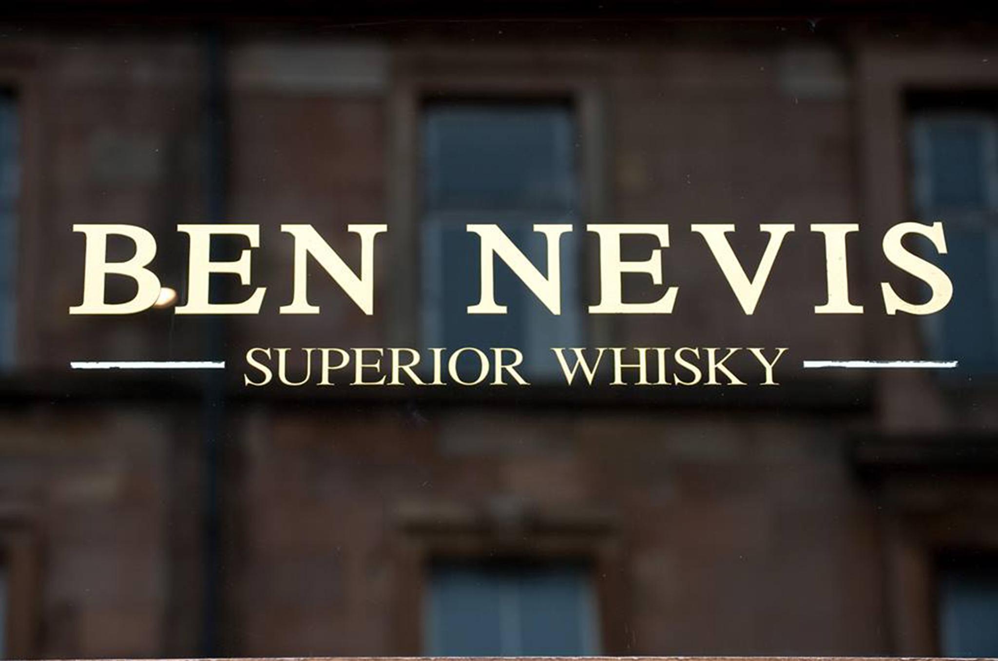 The Ben Nevis