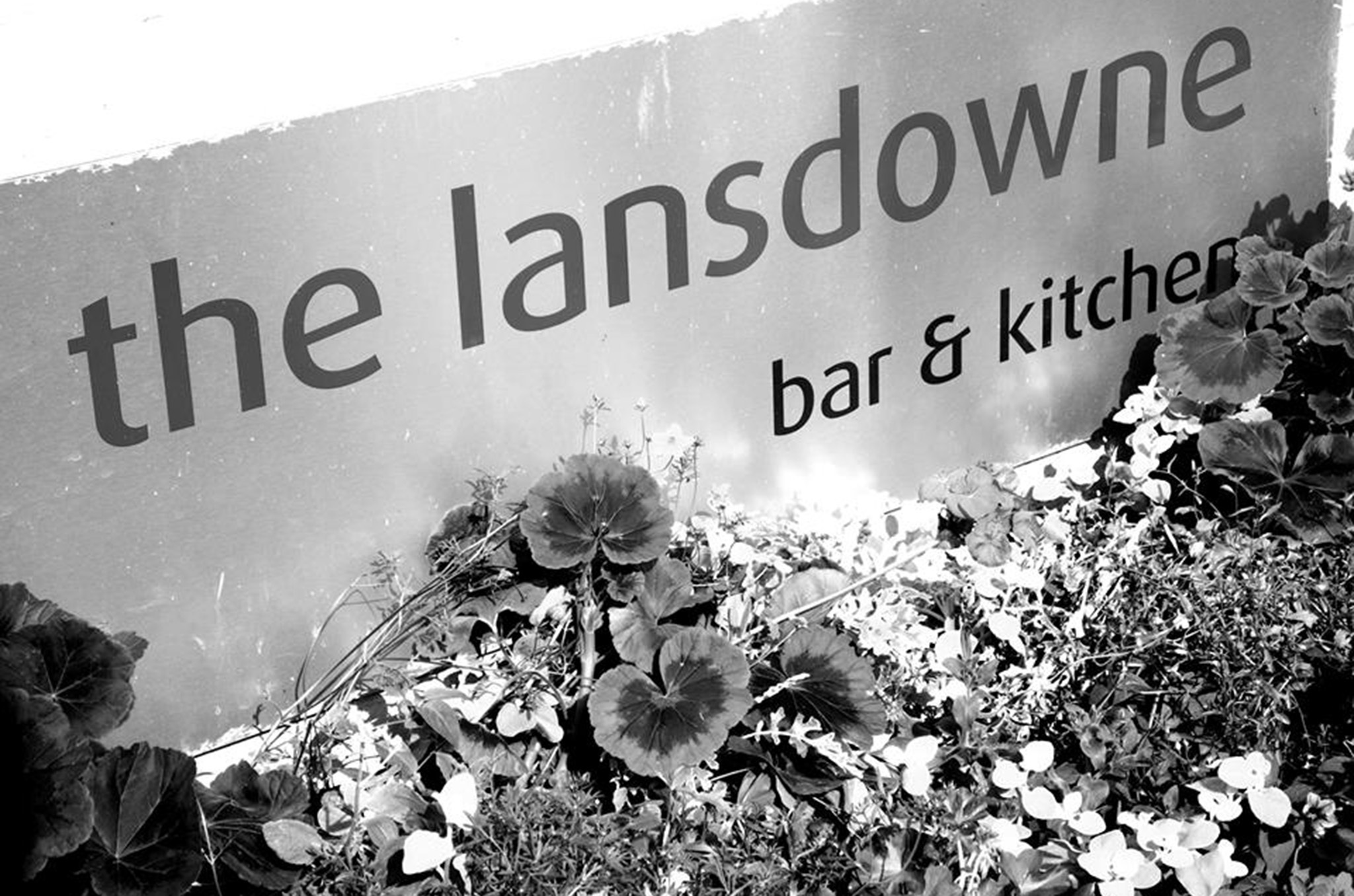 The Lansdowne, Bars, Glasgow
