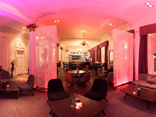 The Salon, Cocktail bars, Glasgow
