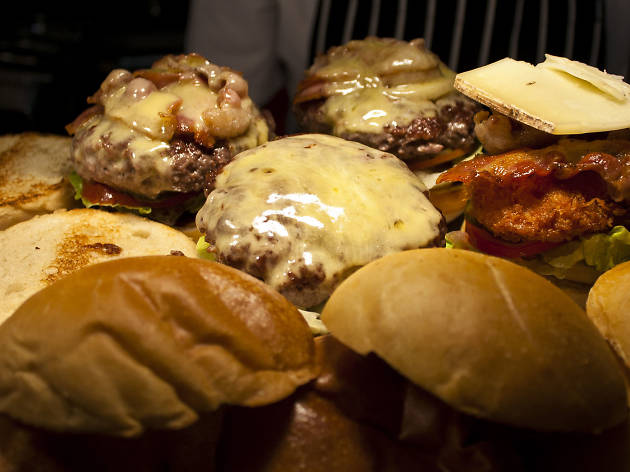 5 superb burgers to try in Glasgow