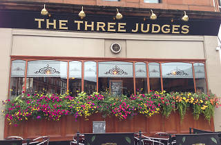 The Three Judges, Pubs, Glasgow