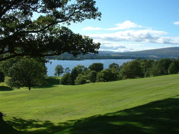 Balloch and Loch Lomond, Attractions, Free, Glasgow
