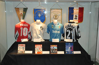 The Scottish Football Museum, Museums, Glasgow