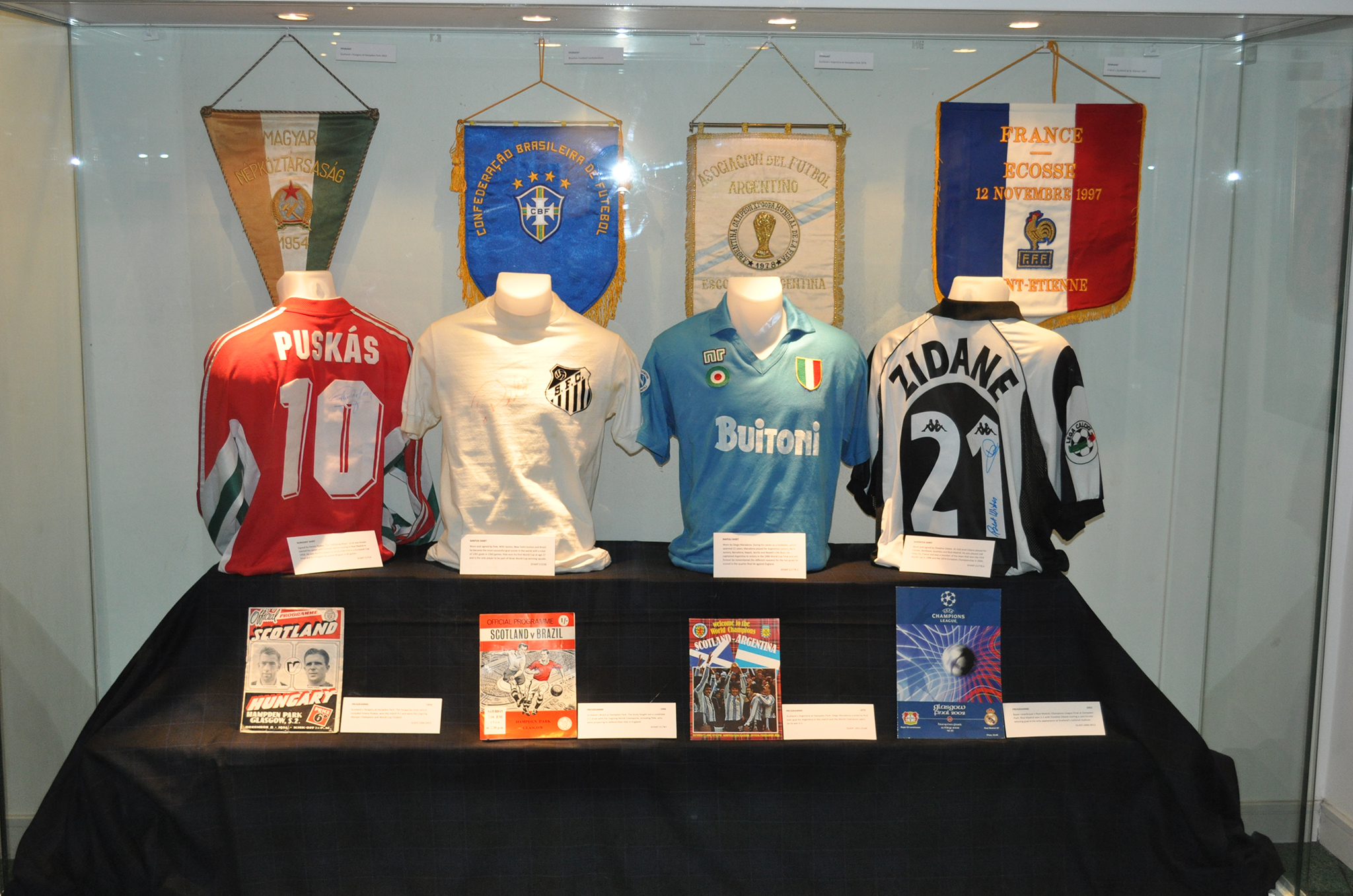 The Scottish Football Museum