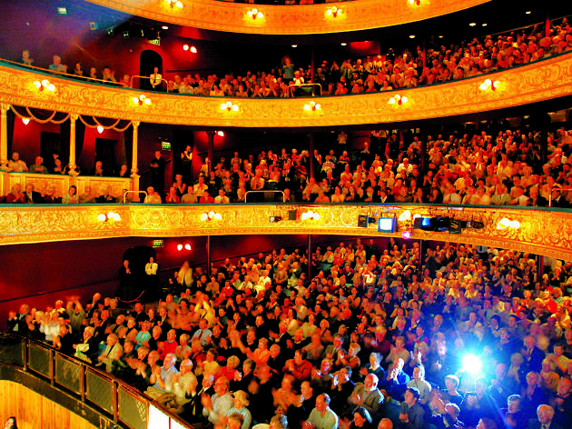 Theatre Royal, Theatres, Glasgow