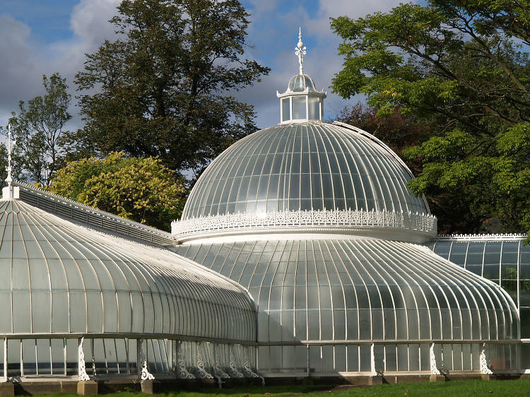 The top ten Glasgow attractions